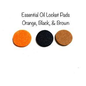 Essential Oil Locket Pads